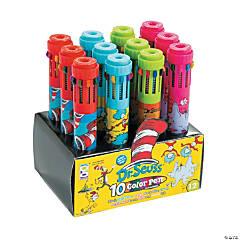 Dr. Seuss™ 10-Color Shuttle Pens