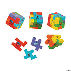Dr. Seuss™ Fidget Puzzle Erasers