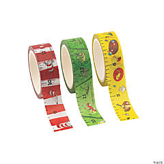 Dr. Seuss™ Lesson Plan Tape