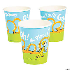 Dr. Seuss™ Oh, the Places You'll Go Cups