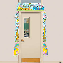 Dr. Seuss™ Oh, The Places You'll Go Door Border Set