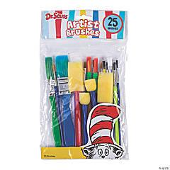 Dr. Seuss™ Paintbrush Set - 25 Pcs.