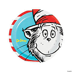 Dr. Seuss™ Paper Dinner Plates - 8 Ct.