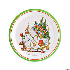 Dr. Seuss™ The Grinch Dinner Plates