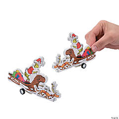 Dr. Seuss™ The Grinch Pullback Racer Craft Kit