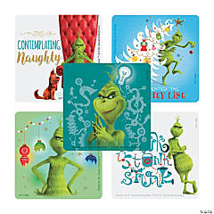 Dr. Seuss™ The Grinch Stickers