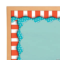 Dr. Seuss™ Wide Bulletin Board Border