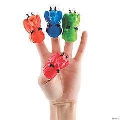 Dragon Finger Puppets
