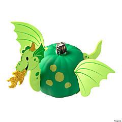 Dragon Pumpkin Decorating Craft Kit