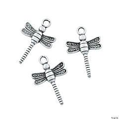 Dragonfly Charm