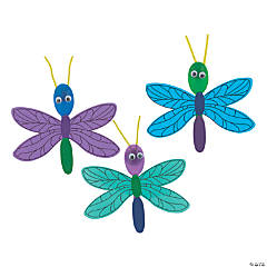 Dragonfly Spoon Craft Kit
