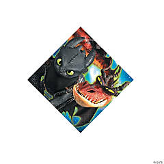 DreamWorks How To Train Your Dragon™ Beverage Napkins
