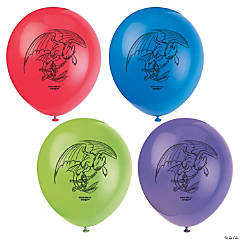 DreamWorks How To Train Your Dragon™ Latex Balloons