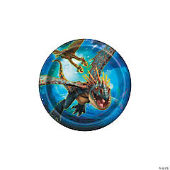 DreamWorks How To Train Your Dragon™ Paper Dessert Plates