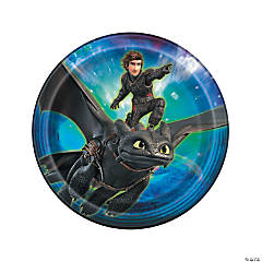 DreamWorks How To Train Your Dragon™ Paper Dinner Plates