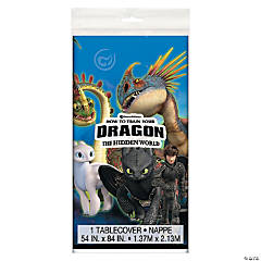 DreamWorks How To Train Your Dragon™ Plastic Tablecloth