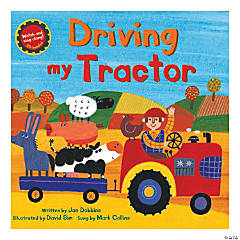 Driving My Tractor - Paperback w/CD, Qty 3