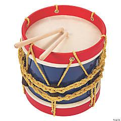 Drum Major Drum & Sticks
