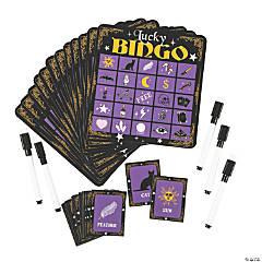 Dry Erase Fortune Teller Bingo Game
