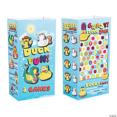 Duck Kids' Meal Bags