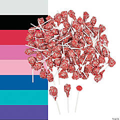 Dum Dums<sup>® </sup>Solid Color Lollipops
