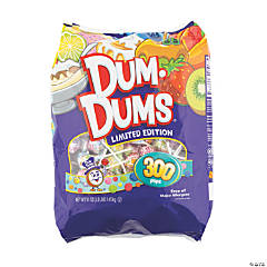 Dum Dums® Limited Edition Lollipops