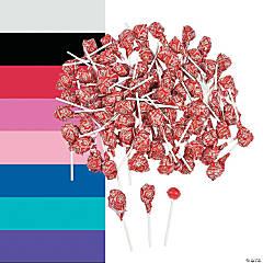 Dum Dums<sup>® </sup>Solid Color Lollipops