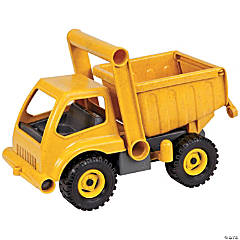 Dump Truck Toy Yellow