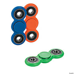 Duo Fidget Spinners