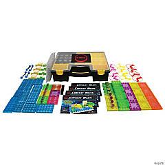 E-Blox® Circuit Blox 120, Circuit Board Building Blocks Classroom Set, 196 Pieces