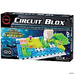 E-Blox® Circuit Blox™ Student Set, 120 Projects