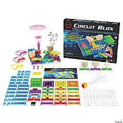 E-Blox® Circuit Blox™ Student Set, 395 Projects