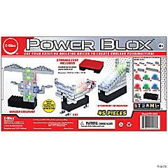 E-Blox® Power Blox Standard, LED Building Blocks, 45 Pieces