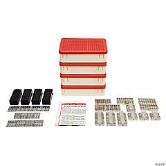 E-Blox® Power Blox Standard, LED Building Blocks Classroom Set, 180 Pieces
