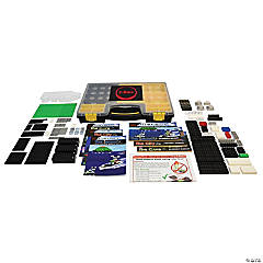 E-Blox® Story Blox 3-in-1, Light-Up Building Blocks Classroom Set, 364 Pieces