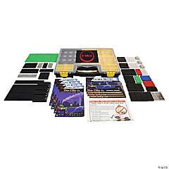 E-Blox® Story Blox - The City, Light-Up Building Blocks Classroom Set, 552 Pieces