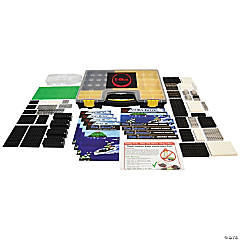 E-Blox® Story Blox - The Island, Light-Up Building Blocks Classroom Set, 432 Pieces