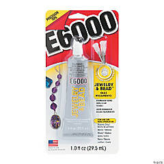 E6000® Jewelry & Bead Glue