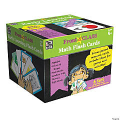 Early Learning Flash Cards, Grades PK - 3