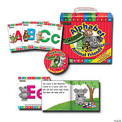 Early Readers Boxed Set - Alphabet Animal Friends