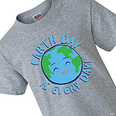 Earth Day is Every Day Youth T-Shirt - Extra Large