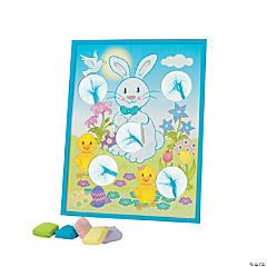 Easter Bean Bag Toss Game