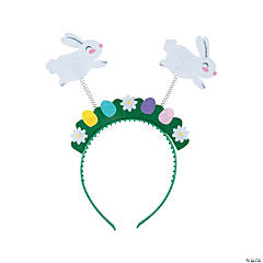 Easter Bunnies Head Boppers