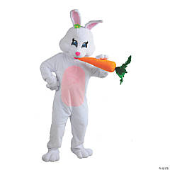 Easter Bunny Costume with Headgear