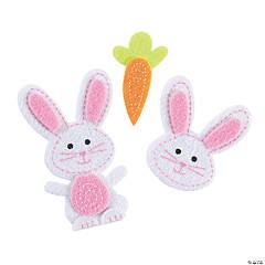 Easter Bunny Embellishments