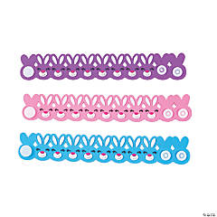 Easter Bunny Molded Bracelets