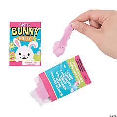 Easter Bunny Putty Packs