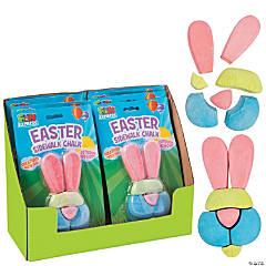 Easter Bunny Sidewalk Chalk PDQ