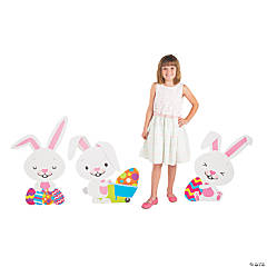 Easter Bunny Stand-Ups