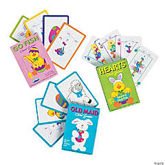 Easter Card Game Assortment PDQ